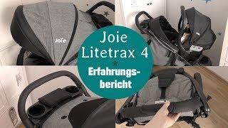 Erfahrungsbericht ★ Joie Litetrax 4 ★ Unsere Meinung nach 1 Jahr Nutzung ★ AnnCooki