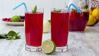 Лимонад из ягод - Рецепты от Со Вкусом