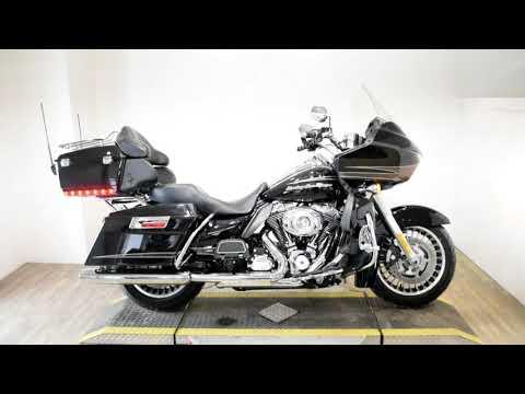 2011 Harley-Davidson Road Glide® Ultra in Wauconda, Illinois - Video 1