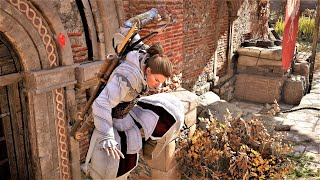 Assassin's Creed Valhalla Master Assassin Ezio Outfit Epic Combat And Stealth Kills