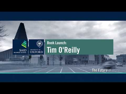 Tim O'Reilly: The Future of Work
