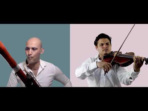 Himno de la Unión Europa interpretado por la orquesta Latin Vox Machine