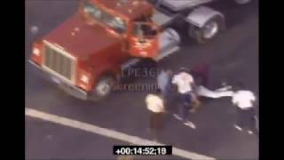 Uncut L.A. Riot Footage- Reginald Denny Beating/ Looting