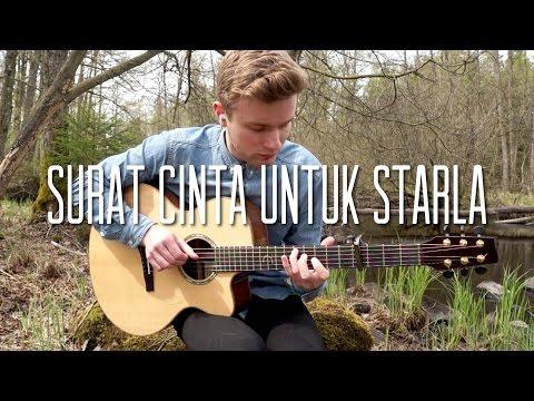 Virgoun - Surat Cinta Untuk Starla -  Fingerstyle Guitar Cover by Mattias Krantz