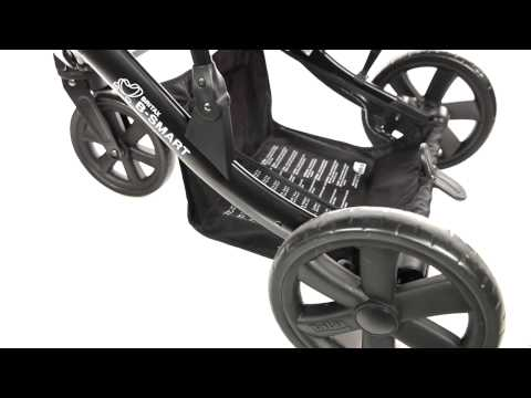 Britax B-smart 3 Pushchair  Kiddicare