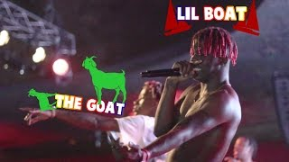 Lil Yachty Performs Fresh Off A Boat W/ Rich The Kid  Shot By Omgimwigs