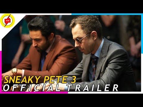 SNEAKY PETE - Season 3 | Official Teaser Trailer | Giovanni Ribisi Series