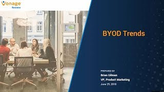 How Cloud-Based Unified Communications Support BYOD