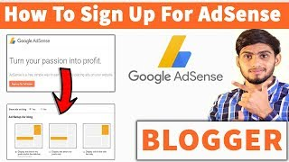 How to Link Blogger to Google AdSense Step by Step In Urdu Hindi - 2019
