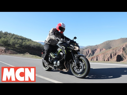 2017 Kawasaki Z900 | First Ride | Motorcyclenews.com