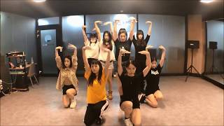 [FreeMind] 위키미키 (Weki Meki) - Crush (Original Choreography Demo)