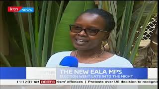 Kenya parliamentarians elect  EALA MPs