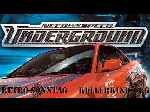 Retro-Sonntag [HD] #014 – Need for Speed Underground ★ Let's Show Game Classics