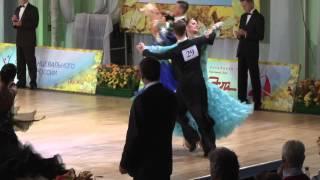 Alexey Ivanov - Alisa Kushnareva, 1/4 Quickstep