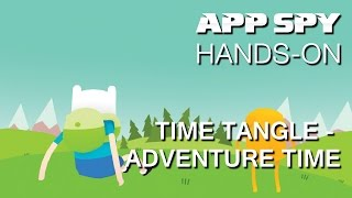 Time Tangle - Adventure Time | iOS iPhone / iPad Hands-On - AppSpy.com