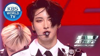 ATEEZ(에이티즈) - WONDERLAND [Music Bank / 2019.10.11]