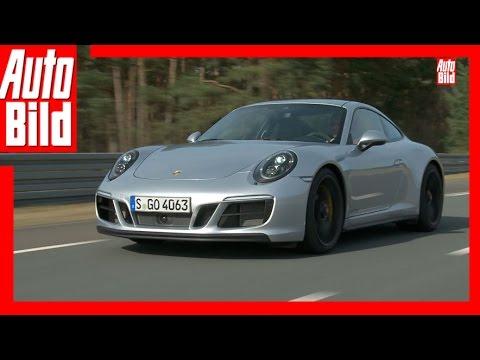 Porsche 911 Carrera GTS (2017) - Review/Fahrbericht/Details