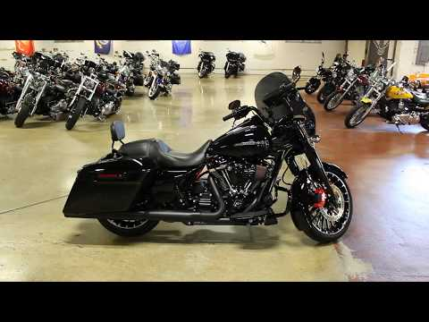 2018 Harley-Davidson Road King® Special in New London, Connecticut - Video 1