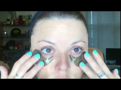Патчи BeauuGreen Hydrogel Collagen and Gold Eye Patch