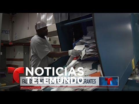 El peligro de las estafas sobre la declaración de impuestos   Noticiero   Noticias Telemundo