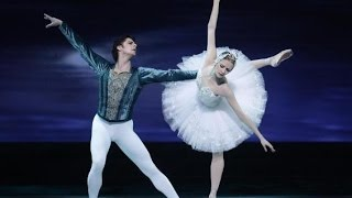 Swan Lake (the best parts) Tchaikovsky  Vienna State Ballet