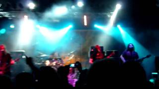 preview picture of video 'Angra - Spread Your Fire (live at Le Phare) - 02/22/2011'
