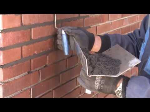 Mauern mit Klinkern - Anleitungsvideo zum Bauen einer Ziegelfassade: Hagemeister Klinker