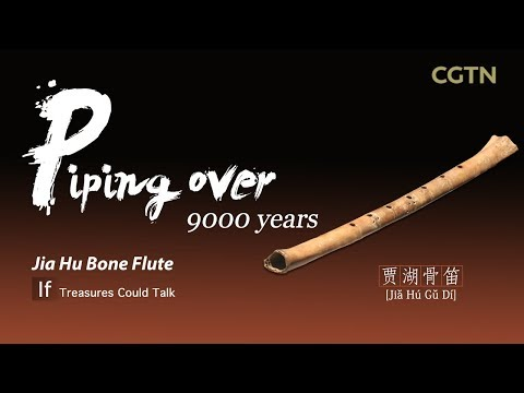 If Treasures Could Talk: What would China's Jia Hu Bone Flute say?