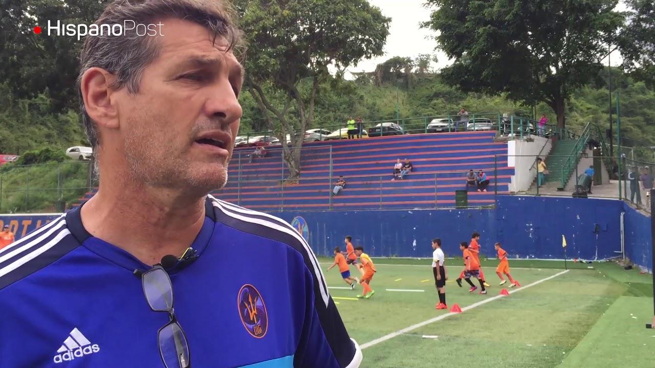 Las futuras estrellas del fútbol anotan los primeros goles de su vida
