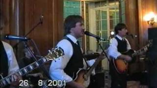 My Bonny Beatles cover in Adelphi Hotel Liverpool