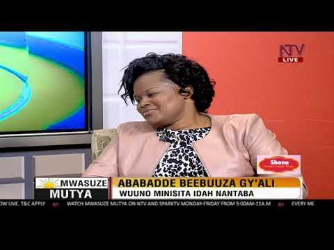 NTV Mwasuze Mutya; Emboozi ya Minisita Aidah Nantaba