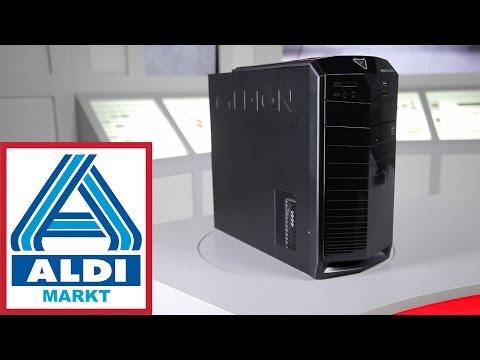 Neuer Aldi-PC mit GTX 750 – was taugt der Rechner?