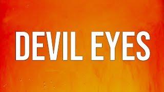 Hippie Sabotage - Devil Eyes (Golden) (Lyrics) - YouTube