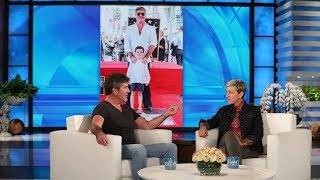 "Simon Cowell admitted to Ellen that although his 4-year-old son Eric loves dancing, the ""America's Got Talent"" judge insists he wouldn't give him the elusive ""Golden Buzzer.""  #SimonCowell #AmericasGotTalent #TheEllenShow"