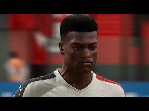 FIFA 20 - AC Milan Player Faces