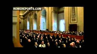 Príhovor Svätého Otca účastníkom Kurzu o internom fóre