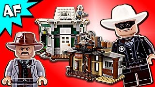 Lego Lone Ranger COLBY CITY Showdown 79109 Speed Build