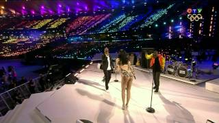 Price Tag/ Written In The Stars/ Dynamite & You Should Be Danding (London 2012 Olympics)