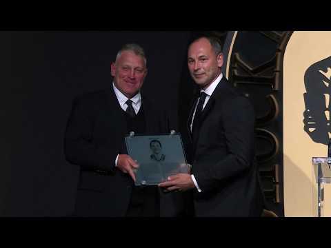 Sergei Zubov Hockey Hall of Fame Induction Speech (2019)