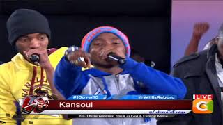 Baddest Collabo 🔥🔥🔥 Position 🎤🎤 The Kansoul ft. Ethic #10Over10