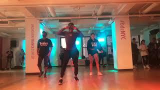 Nataly Santiago   Jared Jenkins Choreography