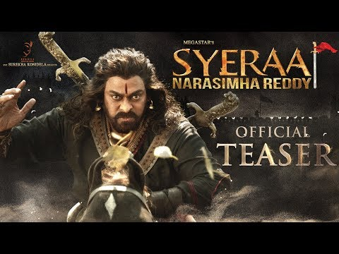 Syeraa Narasimha Reddy - Movie Trailer Image