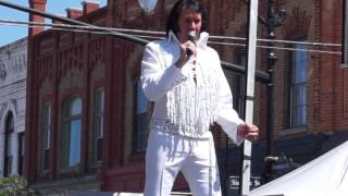 elvisfest collinwood ontario canada