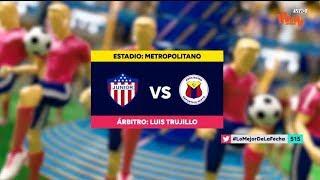 Junior Vs Pasto - Resumen Y Mejores Jugadas - Liga Aguila 2019-1 | Fecha 17