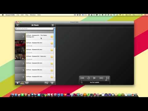 StreamToMe Now Live Converts And Streams Media Between Macs
