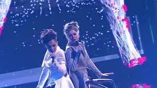 Светлана Иванова и Мария Зиброва  «Ворона» - Четвертьфинал - Голос 6