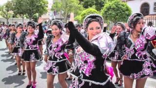 Festividad Virgen de Urkupiña. Torremolinos 2014