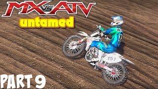 MX vs ATV Untamed! - Gameplay/Walkthrough - Part 9 - Swan Song!!