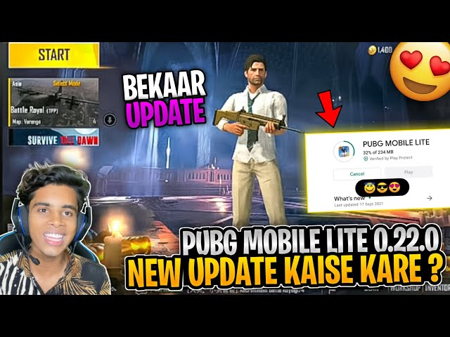 PUBG Mobile Lite 0.22.0 APK Download Link and Install Guide for Android Devices