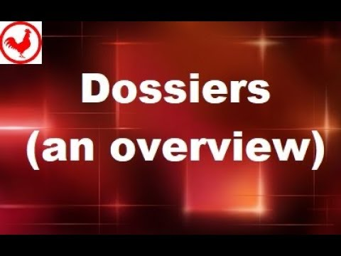 MicroStrategy - Dossiers - Online Training Video by MicroRooster ...